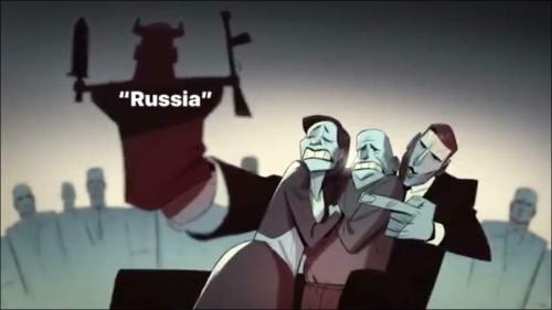 RUSSIA PSYOP